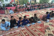 TİKA'dan Heratlı Yetimlere İftar